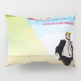 Immigrants stories Pillow Sham