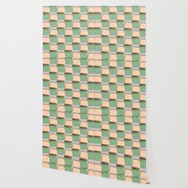 Wild Tiled Wallpaper