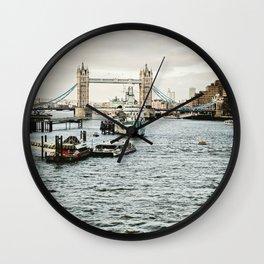 Vintage London 03 Wall Clock
