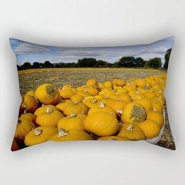 Pumpkins Rectangular Pillow