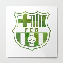 Football Club 04 Metal Print