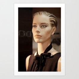 Mannequin 58 Art Print