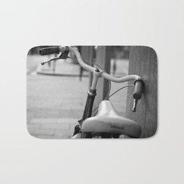 i love bikes Bath Mat