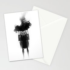 disappearance Stationery Cards