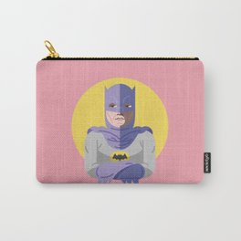 60s Hero Carry-All Pouch