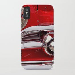 Candy Apple Red iPhone Case