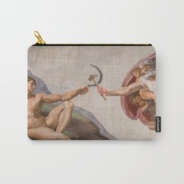 Creation of Communism Carry-All Pouch