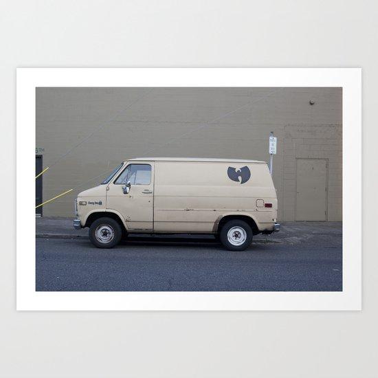 Wu Tang Van by careyhaider