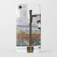 arab iPhone & iPod Cases featuring Dubai - Outside Burj Al Arab by gdesai