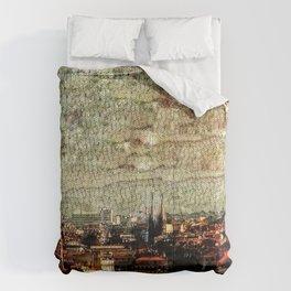 Marseilles Comforters