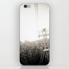 Deep Breathing iPhone & iPod Skin