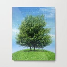 In Love One and One are One Metal Print