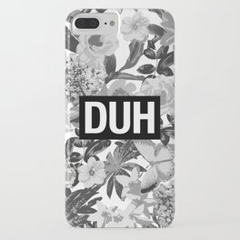 DUH B&W iPhone Case