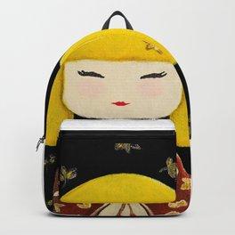 Yellow Kimi Backpack