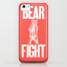 Bear Fight Slim Case iPhone 5c
