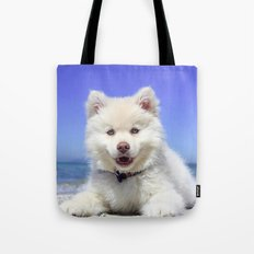 Puppy 20161101 Tote Bag