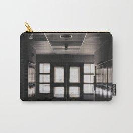 Dark Hallway Carry-All Pouch