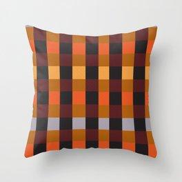 Lumberjack 1 Throw Pillow