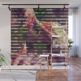 Acid Stained Wall Mural