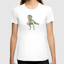 T-T-Terry T-Rex T-shirt