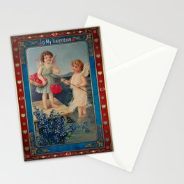 Valentine's Day Vintage Card 056 Stationery Cards
