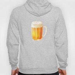 Ice Cold Beer Pattern Hoodie