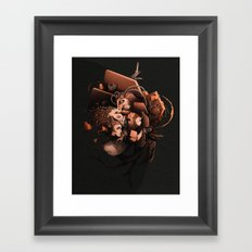 Slow Growth Framed Art Print