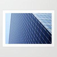 Corporate America Art Print