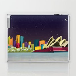 City Sydney Laptop & iPad Skin