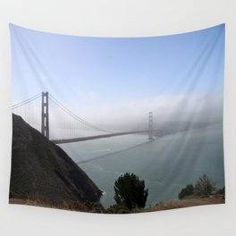 The Golden Gate Bridge Wall Tapestry