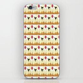 Hummingbird IV iPhone Skin