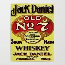 Booze Advert 3 Poster
