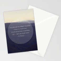 You're off to great places ... Stationery Cards