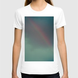 I saw the rainbow last night T-shirt