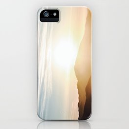 Close Your Eyes iPhone Case