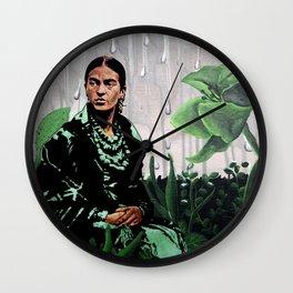 FRIDA and THURST Wall Clock