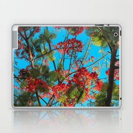Bright Tropical Tree Laptop & iPad Skin