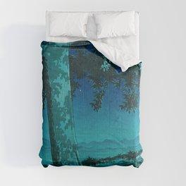 Nightime in Gissei Comforters