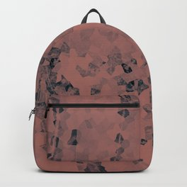 Stone coral - light Backpack