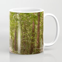la foresta rossa Coffee Mug
