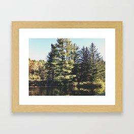 Hamlin Shore Framed Art Print