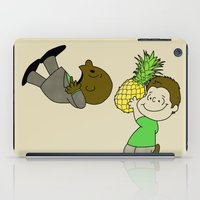 psych iPad Cases featuring Psych! by AriesNamarie