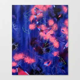 Midnight Dancer (Take Me Away) Canvas Print