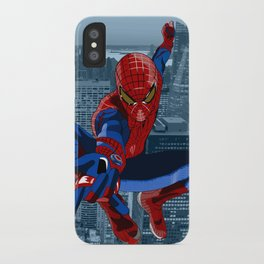 Amazing Spider-Man (Comic Title) iPhone Case