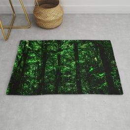 Emerald Forest Rug