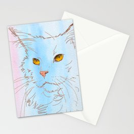 Magnificent Maine Coon Stationery Cards