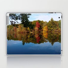 Autumn Reflection Laptop & iPad Skin