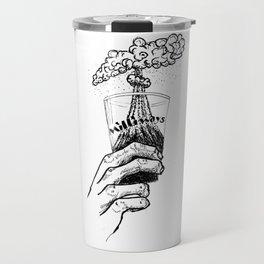 Pan Galactic Gargle Blaster Travel Mug