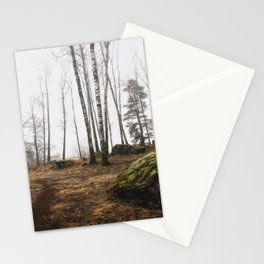 Mistical  Stationery Cards