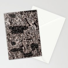 The Wonderful Plague Stationery Cards